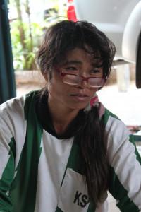 ภาพช่างไทย: นาง เดือนเต็ม รุมชะเนาว์