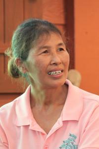 ภาพช่างไทย: นาง สุขจิตร ไชยเพชร